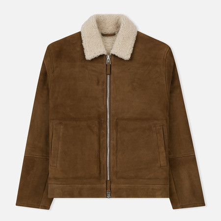 Мужская куртка Norse Projects Elliot Shearling Camel