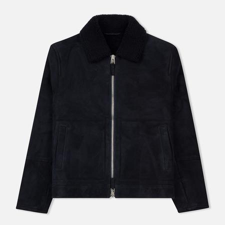 Мужская куртка Norse Projects Elliot Shearling Dark Navy