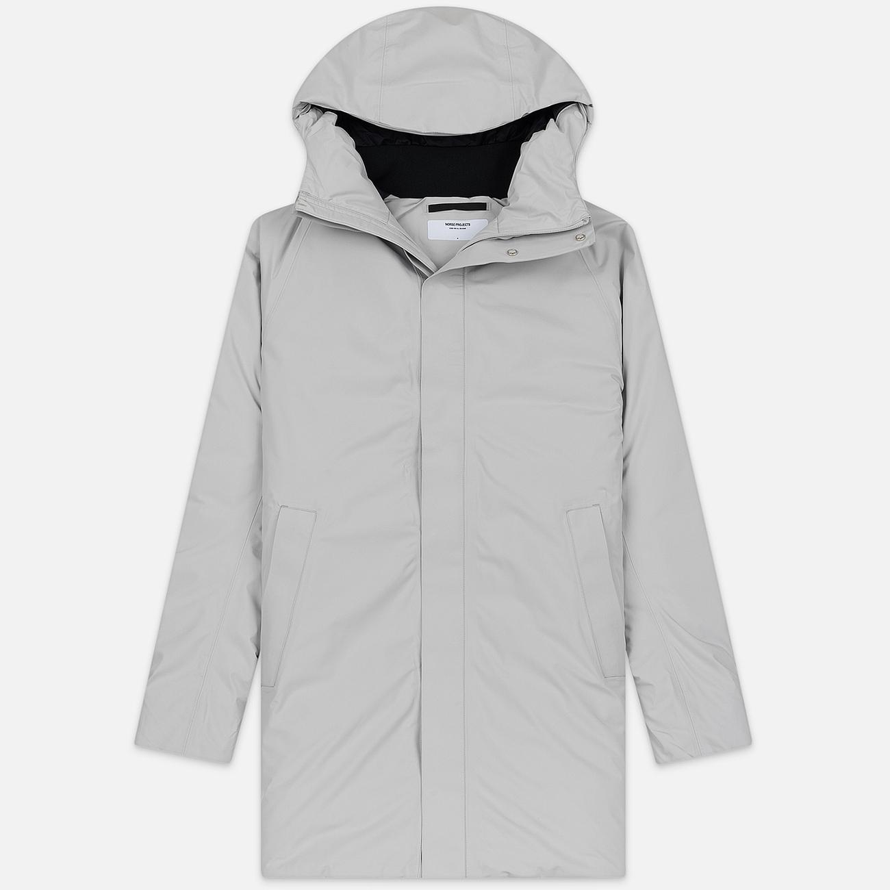 Мужская куртка Norse Projects Rokkvi 5.0 Gore-Tex Glacier Grey