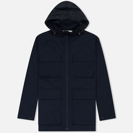 Мужская куртка Norse Projects Skipper Double Dyed Navy