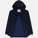Мужская куртка Norse Projects Skipper Double Dyed Navy фото- 2