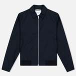 Мужская куртка Norse Projects Trygve British Merino Navy Melange фото- 0