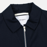 Мужская куртка Norse Projects Trygve British Merino Navy Melange фото- 2