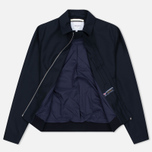 Мужская куртка Norse Projects Trygve British Merino Navy Melange фото- 1
