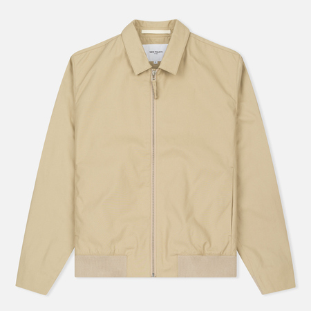 Мужская куртка Norse Projects Trygve Cotton Panama Khaki