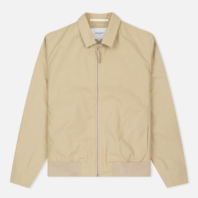 Мужская куртка Norse Projects Trygve Cotton Panama Khaki
