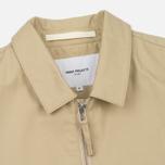 Мужская куртка Norse Projects Trygve Cotton Panama Khaki фото- 2