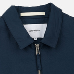 Мужская куртка Norse Projects Trygve Cotton Panama Navy фото- 2