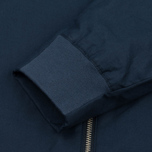 Мужская куртка Norse Projects Trygve Cotton Panama Navy фото- 6