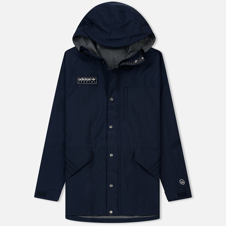 Мужская куртка парка adidas Spezial Anyon Night Navy