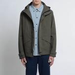 Мужская куртка парка Albam Canvas MK3 Olive фото- 7
