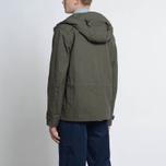 Мужская куртка парка Albam Canvas MK3 Olive фото- 8