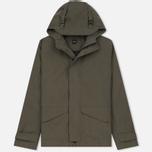 Мужская куртка парка Albam Canvas MK3 Olive фото- 0