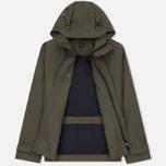 Мужская куртка парка Albam Canvas MK3 Olive фото- 2