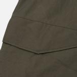 Мужская куртка парка Albam Canvas MK3 Olive фото- 4