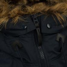 Мужская куртка парка Alpha Industries Explorer Replica Blue фото- 4