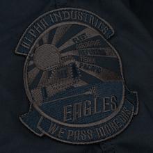 Мужская куртка парка Alpha Industries Explorer Replica Blue фото- 9
