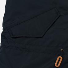 Мужская куртка парка Alpha Industries Hooded Fishtail CW TT Replica Blue фото- 4