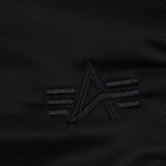 Мужская куртка парка Alpha Industries N-3B Black фото- 6