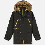 Мужская куртка парка Alpha Industries N-3B Inclement Replica Grey фото- 0
