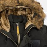Мужская куртка парка Alpha Industries N-3B Inclement Replica Grey фото- 2