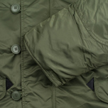 Мужская куртка парка Alpha Industries N-3B Sage Green фото- 3
