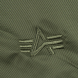 Мужская куртка парка Alpha Industries N-3B Sage Green фото- 5