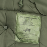 Мужская куртка парка Alpha Industries N-3B Sage Green фото- 6