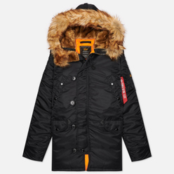 Мужская куртка парка Alpha Industries N3B VF 59 Black