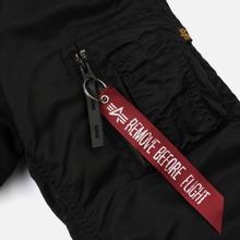 Мужская куртка парка Alpha Industries N3B VF 59 Black фото- 6