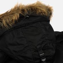 Мужская куртка парка Alpha Industries N3B VF 59 Black фото- 7