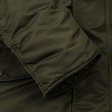 Мужская куртка парка Alpha Industries N3B VF 59 Dark Green фото- 5