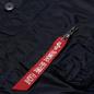Мужская куртка парка Alpha Industries N3B VF 59 Replica Blue фото - 2