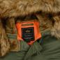 Мужская куртка парка Alpha Industries N3B VF 59 Sage Green фото - 1
