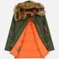 Мужская куртка парка Alpha Industries N3B VF 59 Sage Green фото - 2