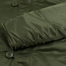 Мужская куртка парка Alpha Industries N3B VF 59 Sage Green фото- 5