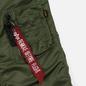 Мужская куртка парка Alpha Industries N3B VF 59 Sage Green фото - 4