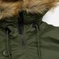 Мужская куртка парка Alpha Industries N3B VF 59 Sage Green фото - 3