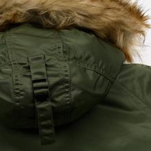 Мужская куртка парка Alpha Industries N3B VF 59 Sage Green фото- 7