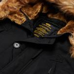 Мужская куртка парка Alpha Industries Polar Black фото- 1