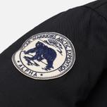 Мужская куртка парка Alpha Industries Polar Black фото- 3