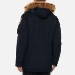 Мужская куртка парка Alpha Industries Polar Black фото- 5