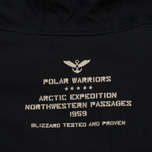 Мужская куртка парка Alpha Industries Polar Black фото- 8