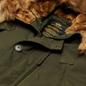 Мужская куртка парка Alpha Industries Polar Dark Green фото - 1
