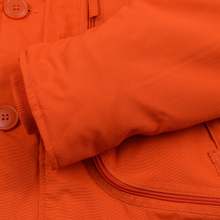 Мужская куртка парка Alpha Industries Polar Flame Orange фото- 5