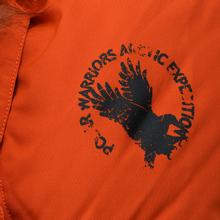 Мужская куртка парка Alpha Industries Polar Flame Orange фото- 7