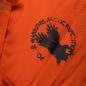 Мужская куртка парка Alpha Industries Polar Flame Orange фото - 7