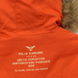 Мужская куртка парка Alpha Industries Polar Flame Orange фото - 8