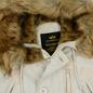 Мужская куртка парка Alpha Industries Polar Off White фото - 1
