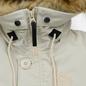 Мужская куртка парка Alpha Industries Polar Off White фото - 3